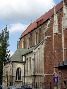 Kościół stacyjny – św. Katarzyny