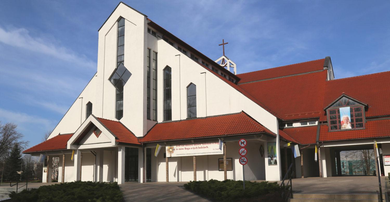Kościół stacyjny – św. Józefa na os. Kalinowym
