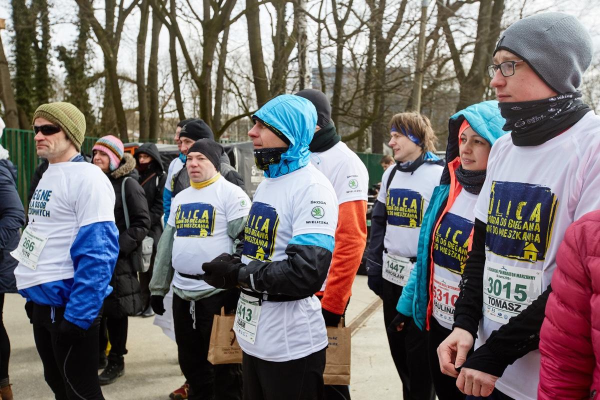 Półmaraton Marzanny z Dziełem o. Pio