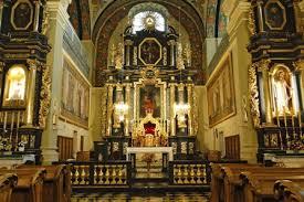 Msza św. z kazaniem u Sióstr Bernardynek