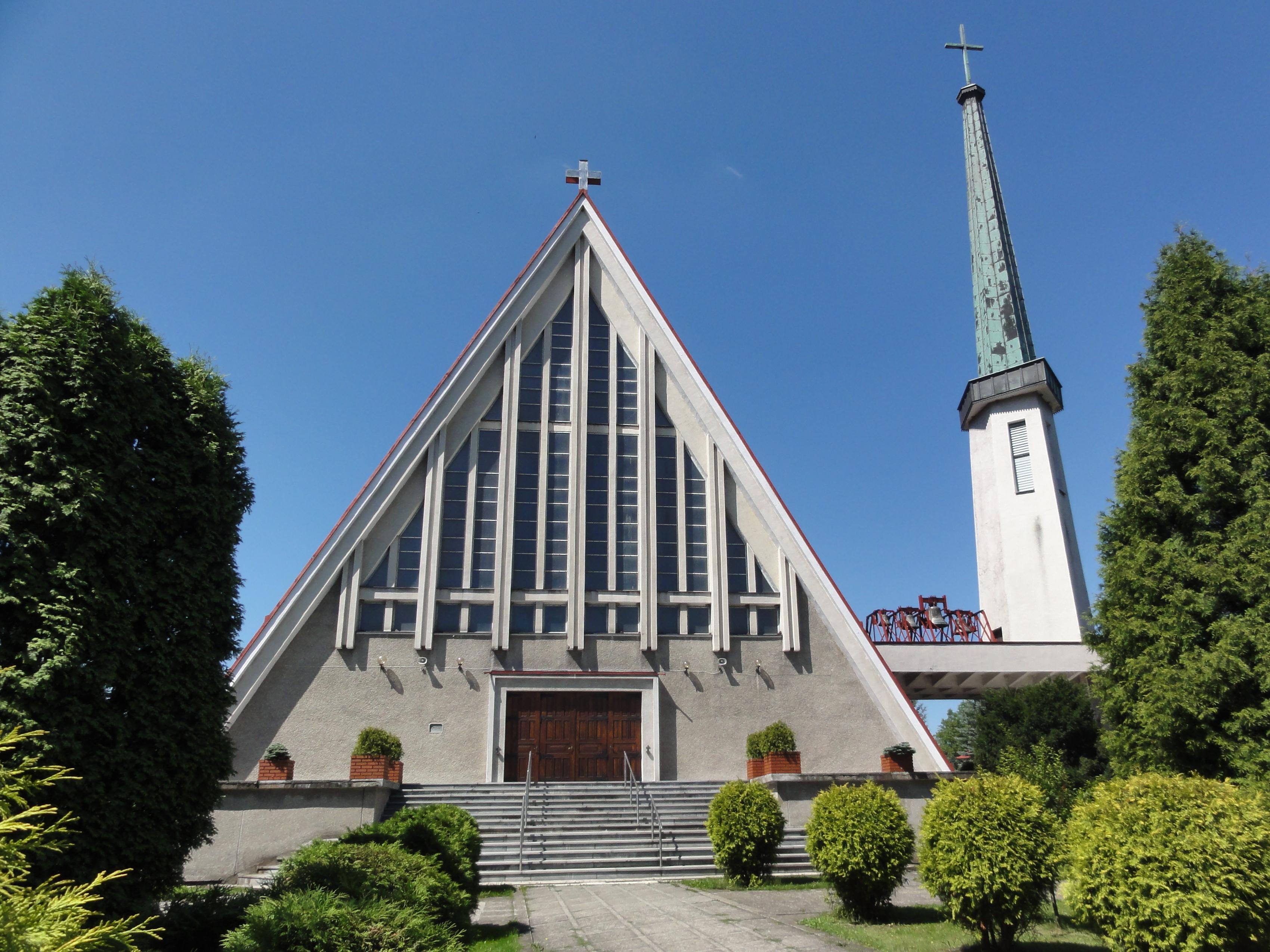 Bierzmowanie w Łodygowicach