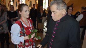 Nowy Targ: 40 lat kapłaństwa ks. Andrzeja Fryźlewicza, osobistego sekretarza kard. Macharskiego