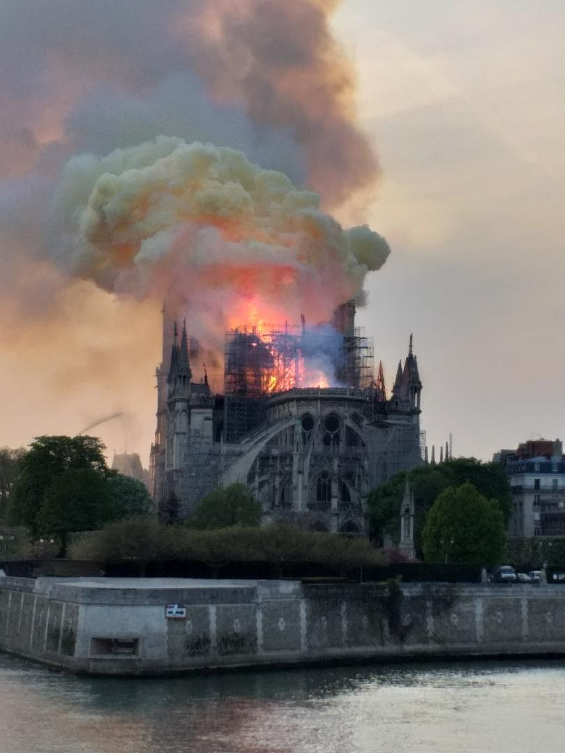 Dzwon Zygmunt zabije dla Katedry Notre Dame