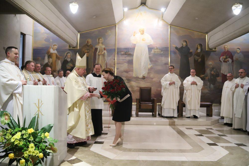 Kard. Stanisław Dziwisz: Młodzi potrzebują wiarygodnych świadków Jezusa. Msza św. z kapelanami i duszpasterzami harcerstwa