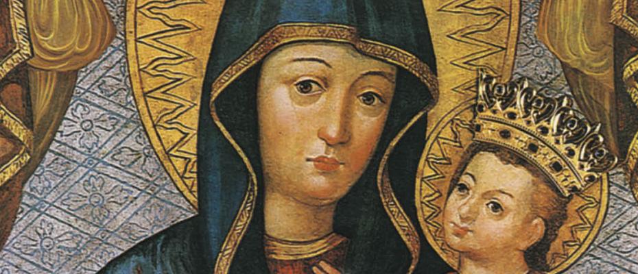 """Majowe """"Cuda i Łaski Boże"""" pt.: Sanktuarium Matki Bożej Makowskiej – Opiekunki i Królowej Rodzin"""