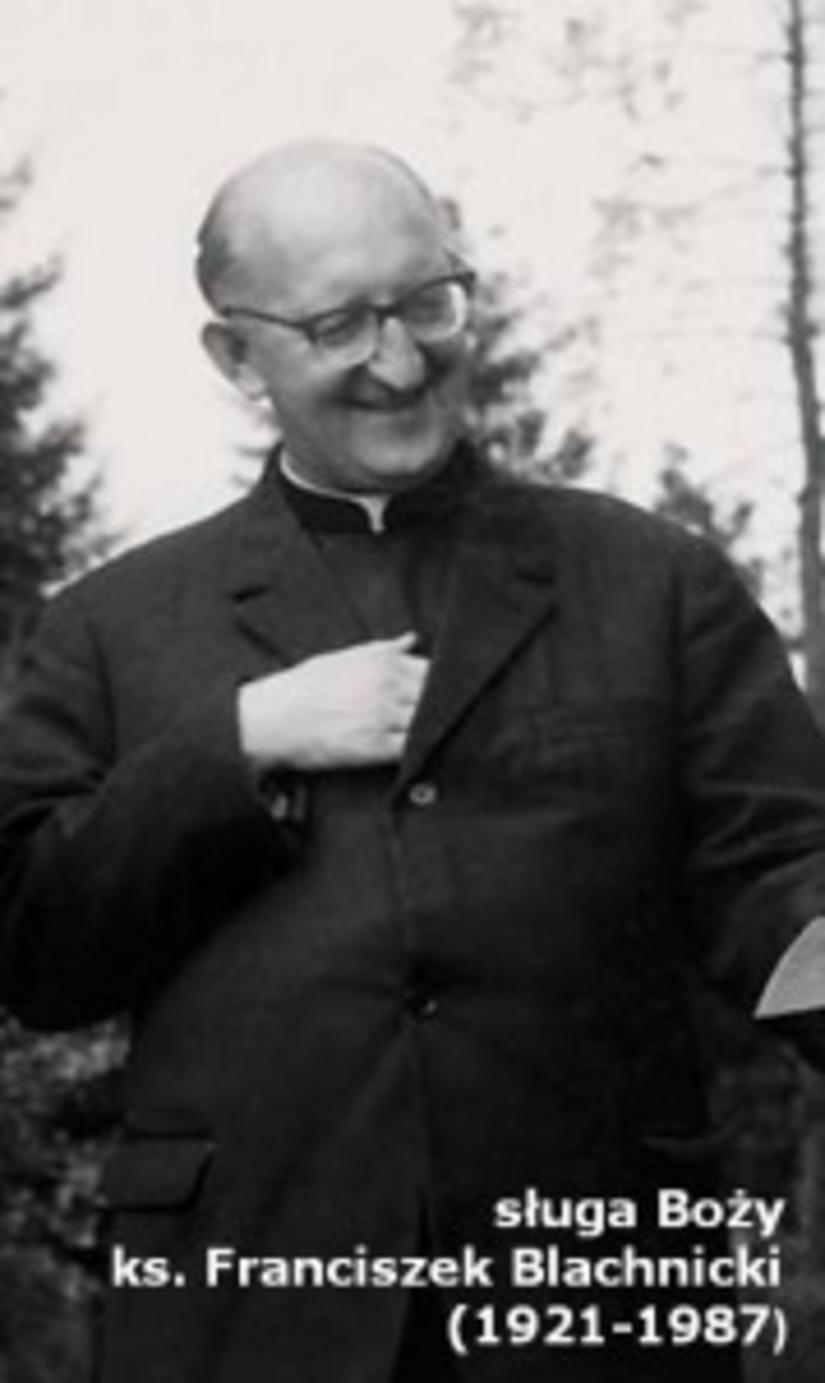 Msza św. z modlitwą o beatyfikację Czcigodnego Sługi Bożego ks. Franciszka Blachnickiego