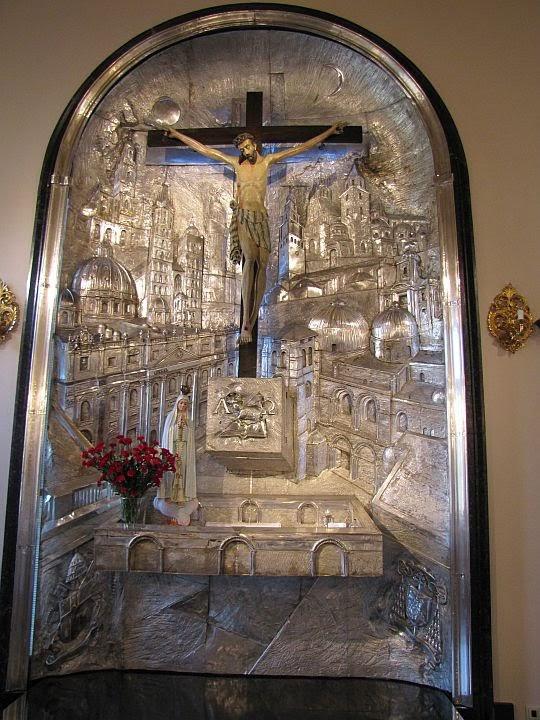 Msza św. z okazji 25-lecia Domu Samotnej Matki w Wadowicach