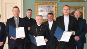 Komunikat Kurii Metropolitalnej w Krakowie oraz Uniwersytetu Papieskiego JPII
