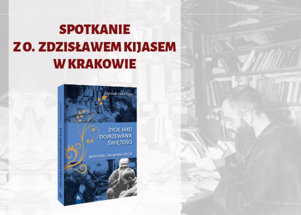 Spotkanie z o. prof. Zdzisławem Kijasem OFMConv