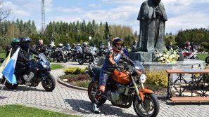 Ludźmierz: 300 motocyklistów wzięło udział w Podhalańskim Spotkaniu Motocyklowym