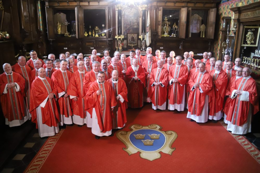 Przepowiadacie nadejście Królestwa Bożego. Msza św. z okazji 30. rocznicy święceń kapłańskich