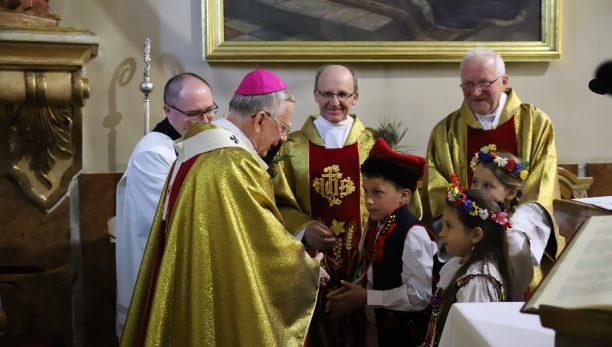 Cud przemiany serca. 700-lecie parafii św. Katarzyny Aleksandryjskiej w Tenczynku