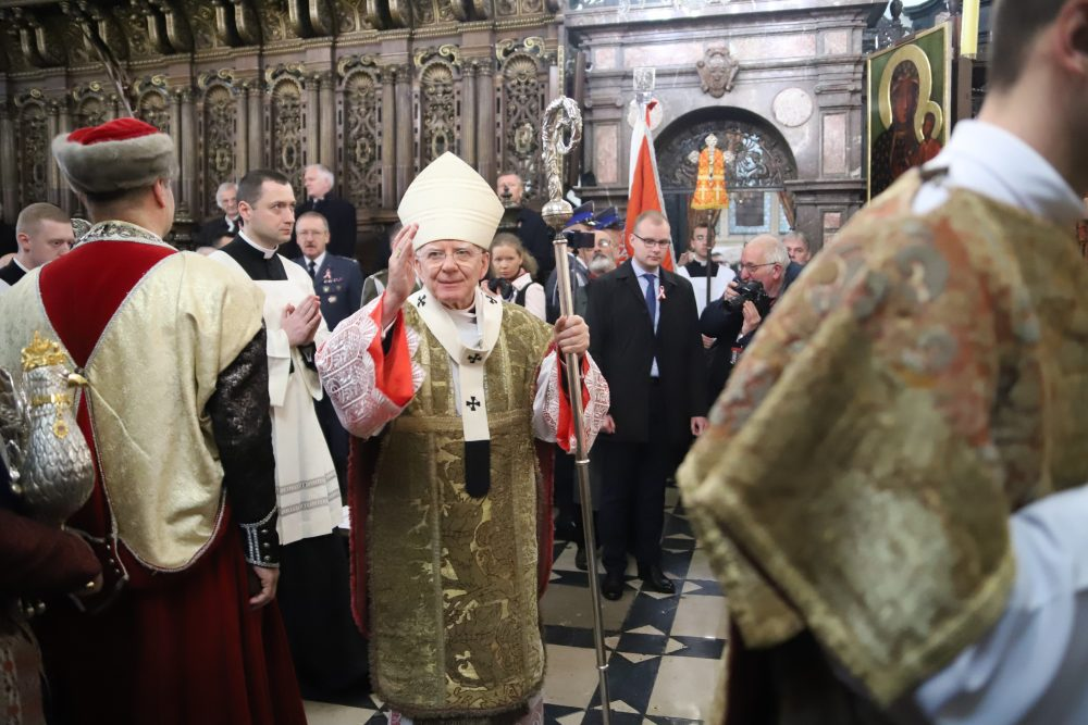 Abp Marek Jędraszewski: Dziś dzień naszych świętych Matek: Maryi-Królowej Polski i Matki-Ojczyzny
