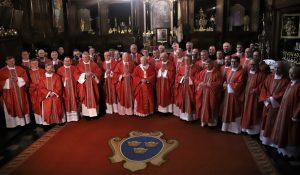 Chrystus Was wybrał, okazując Wam Swą wielką łaskę. Msza św. z okazji 25. rocznicy święceń kapłańskich kapłanów Archidiecezji Krakowskiej, Diecezji Bielsko-Żywieckiej i Sosnowieckiej oraz Księży Saletynów