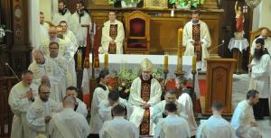 Bp Muskus do neoprezbiterów: Idźcie, odbudujcie Chrystusowy Kościół!