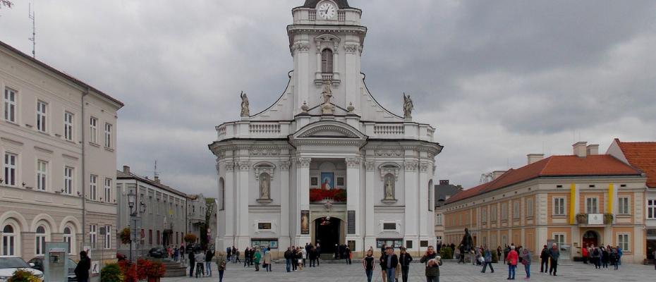 Obchody 99. rocznicy urodzin Karola Wojtyły w Wadowicach