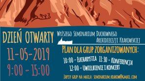 Twarzą w twarz. Dzień Otwarty Wyższego Seminarium Duchownego Archidiecezji Krakowskiej