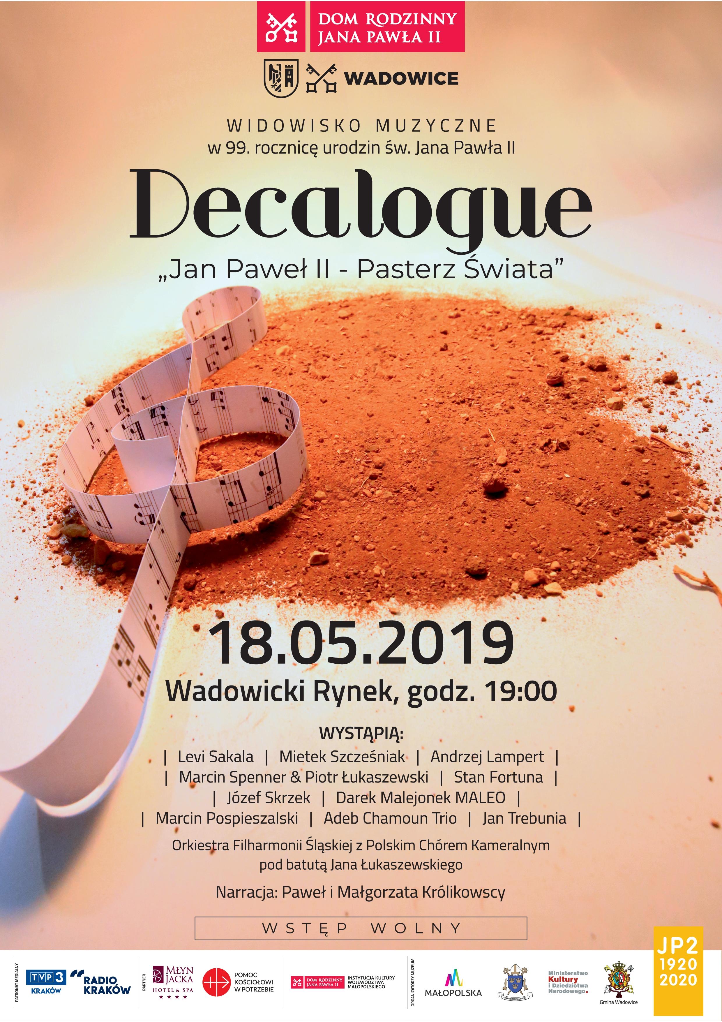 99. urodziny Jana Pawła II w Wadowicach