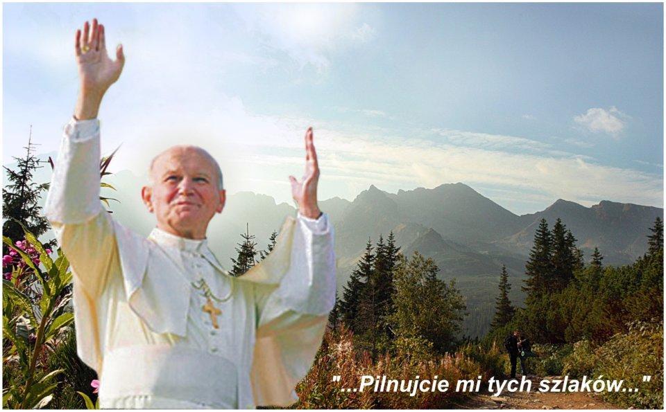 Spotkanie na Szlaku Papieskim w  Toporzysku