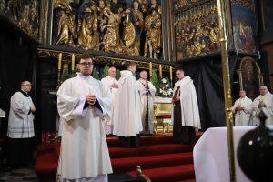 Informacja dla Kapłanów przed dziękczynieniem za beatyfikację Bł. Michała Giedroycia