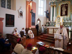Święci łączą nas z Bogiem. Litewskie dziękczynienie za beatyfikację bł. Michała Giedroycia