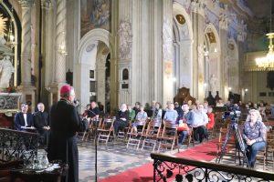 """Czerwcowe """"Dialogi z Arcybiskupem"""", """"Parafia czy churching?"""""""