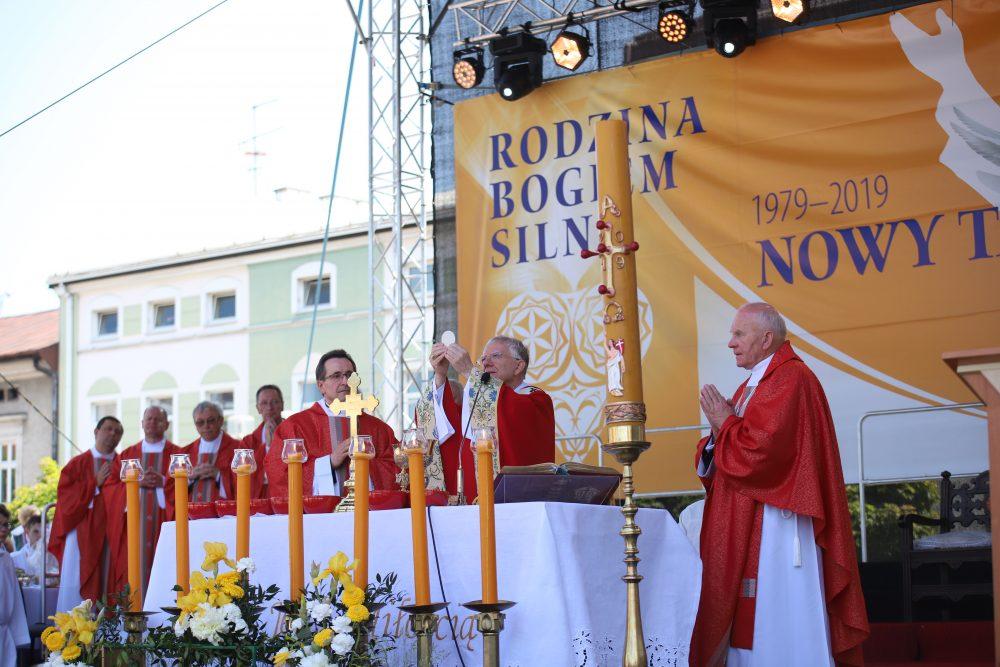 Prawda o wolności, pięknie i rodzinie. 40. Rocznica wizyty św. Jana Pawła II w Nowym Targu