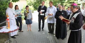 30-lecie Schroniska dla Niepełnosprawnych Fundacji im. św. Brata Alberta w Radwanowicach