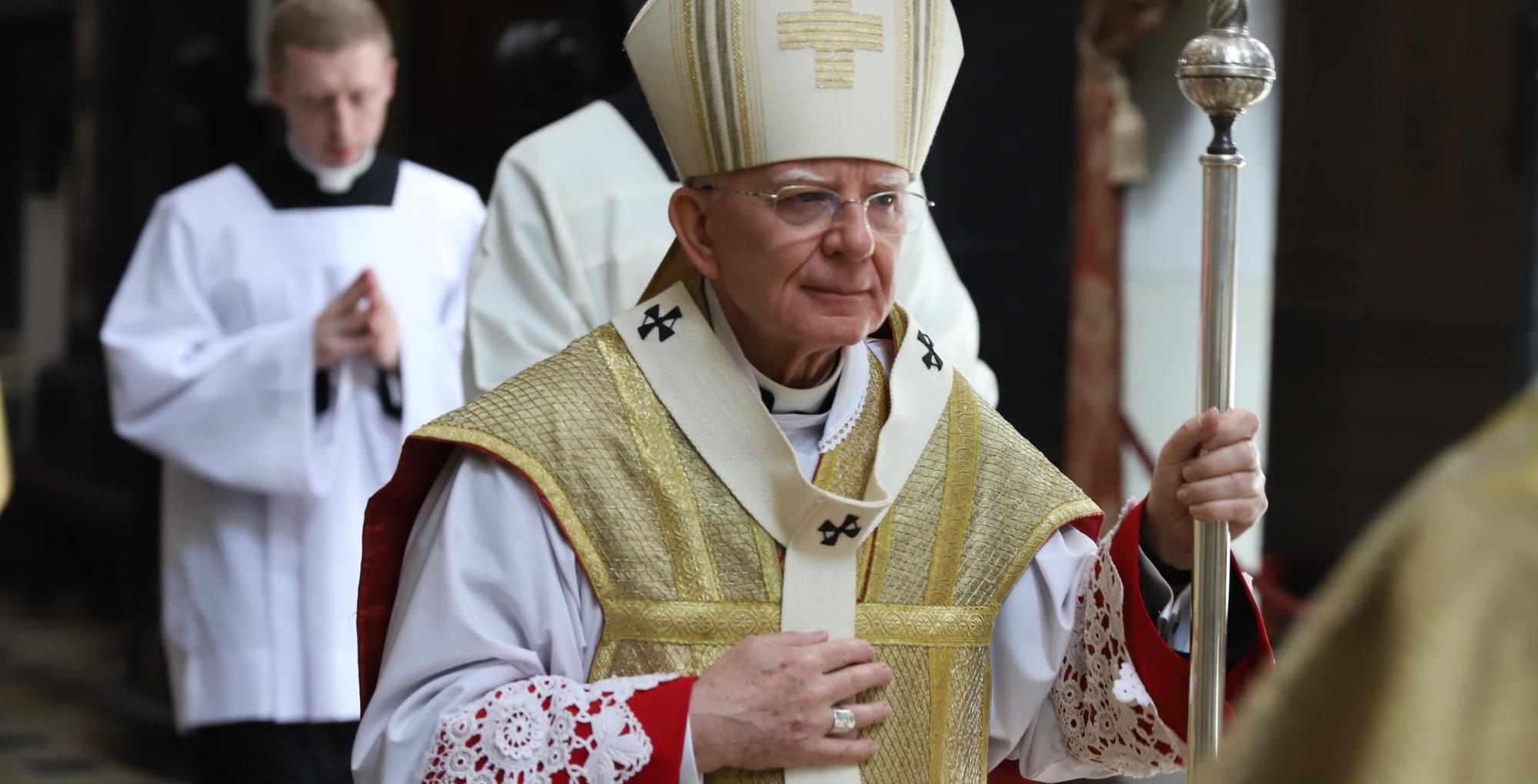 Scire Christum. 22. rocznica święceń biskupich metropolity krakowskiego abpa Marka Jędraszewskiego