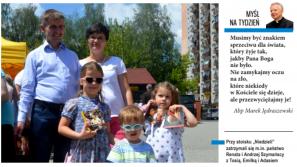Warto przeczytać w Niedzieli Małopolskiej