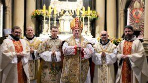 Zniknąć, by pokazać Jezusa – święcenia prezbiteratu w Kalwarii Zebrzydowskiej