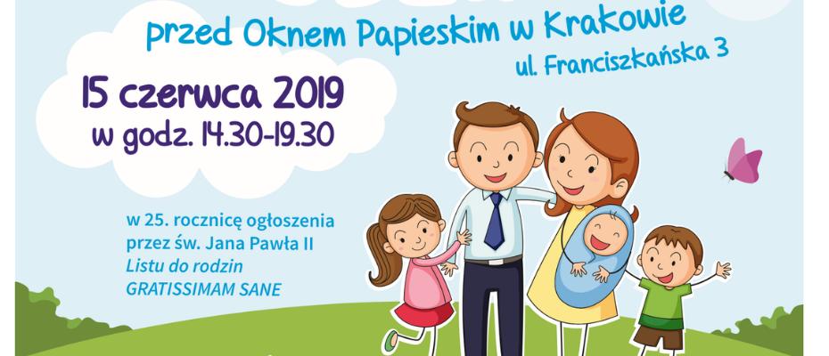 II Piknik Rodzinny przed Oknem Papieskim