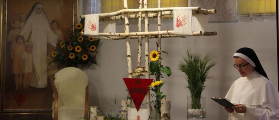 20. rocznica beatyfikacji s. Julii Rodzińskiej, męczennicy II wojny światowej