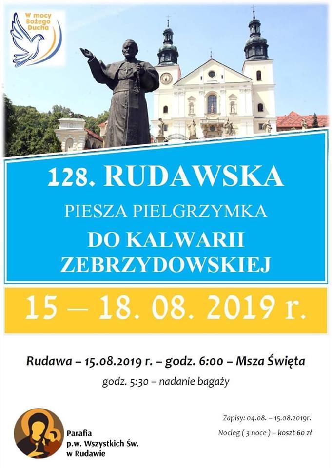 128. Rudawska Piesza Pielgrzymka do Kalwarii Zebrzydowskiej