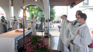Dziewiąty dzień Wielkiego Odpustu Tuchowskiego