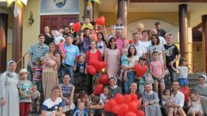 Caritas Polska wspiera świetlicę dla przedszkolaków w Kijowie