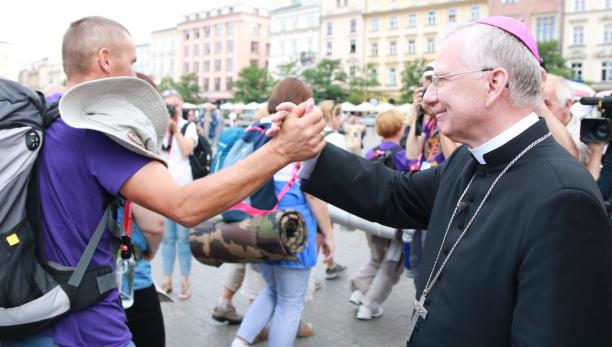 Zaproszenie abpa Marka Jędraszewskiego na 39. Pieszą Pielgrzymkę Krakowską na Jasną Górę