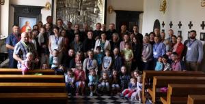 Bp Muskus do rodzin: Kościół nie może oddalać się od ludzi