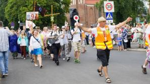 Trwa sezon pielgrzymkowy i akcja #PolskaPielgrzymuje