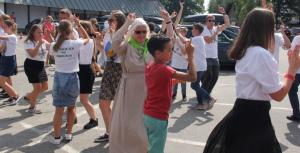 Bp Muskus do młodych: chrześcijanie mają być ludźmi komunii i pokoju