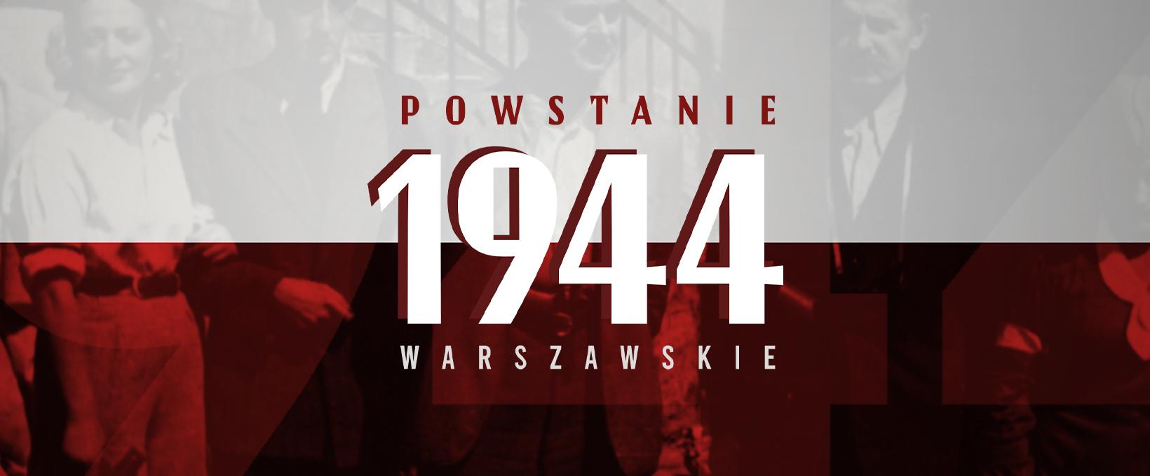 Rocznica wybuchu Powstania Warszawskiego