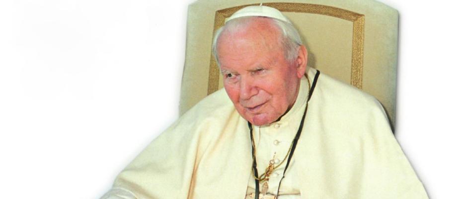 Jan Paweł II najsłynniejszym miłośnikiem szkaplerza