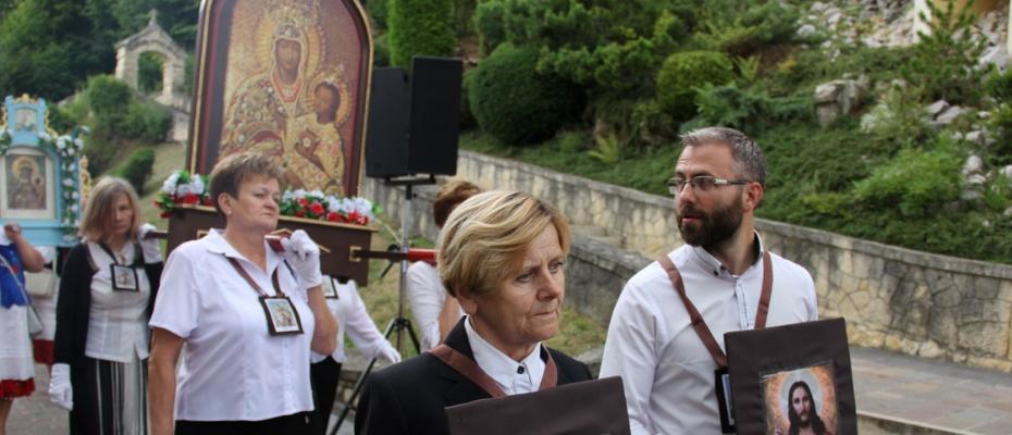 Rozpoczęły się uroczystości odpustowe w sanktuarium Matki Bożej Szkaplerznej w Czernej