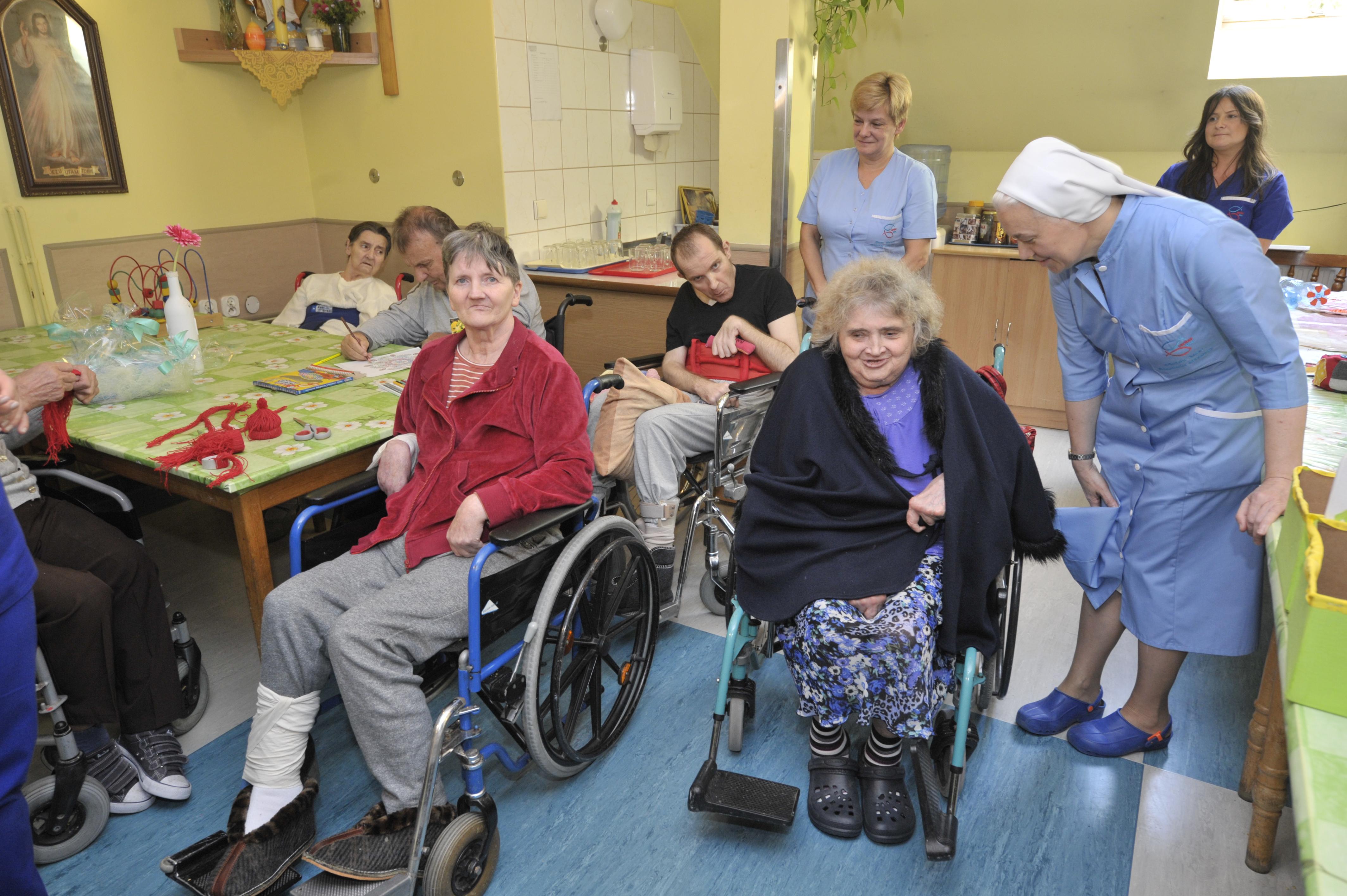 25-lecie Domu Pomocy Społecznej Caritas w Zatorze