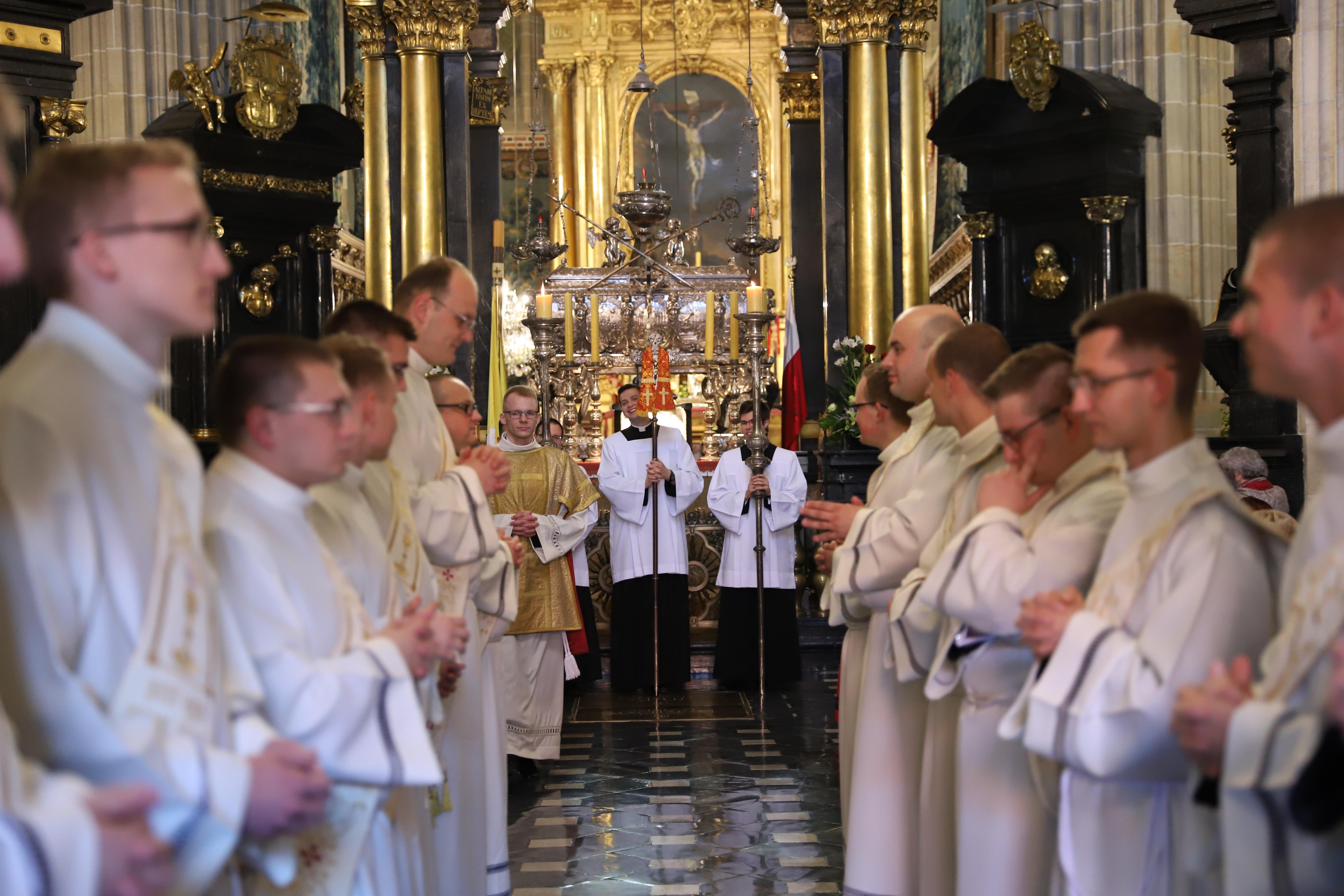 Trwa rekrutacja do Wyższego Seminarium Duchownego w Krakowie