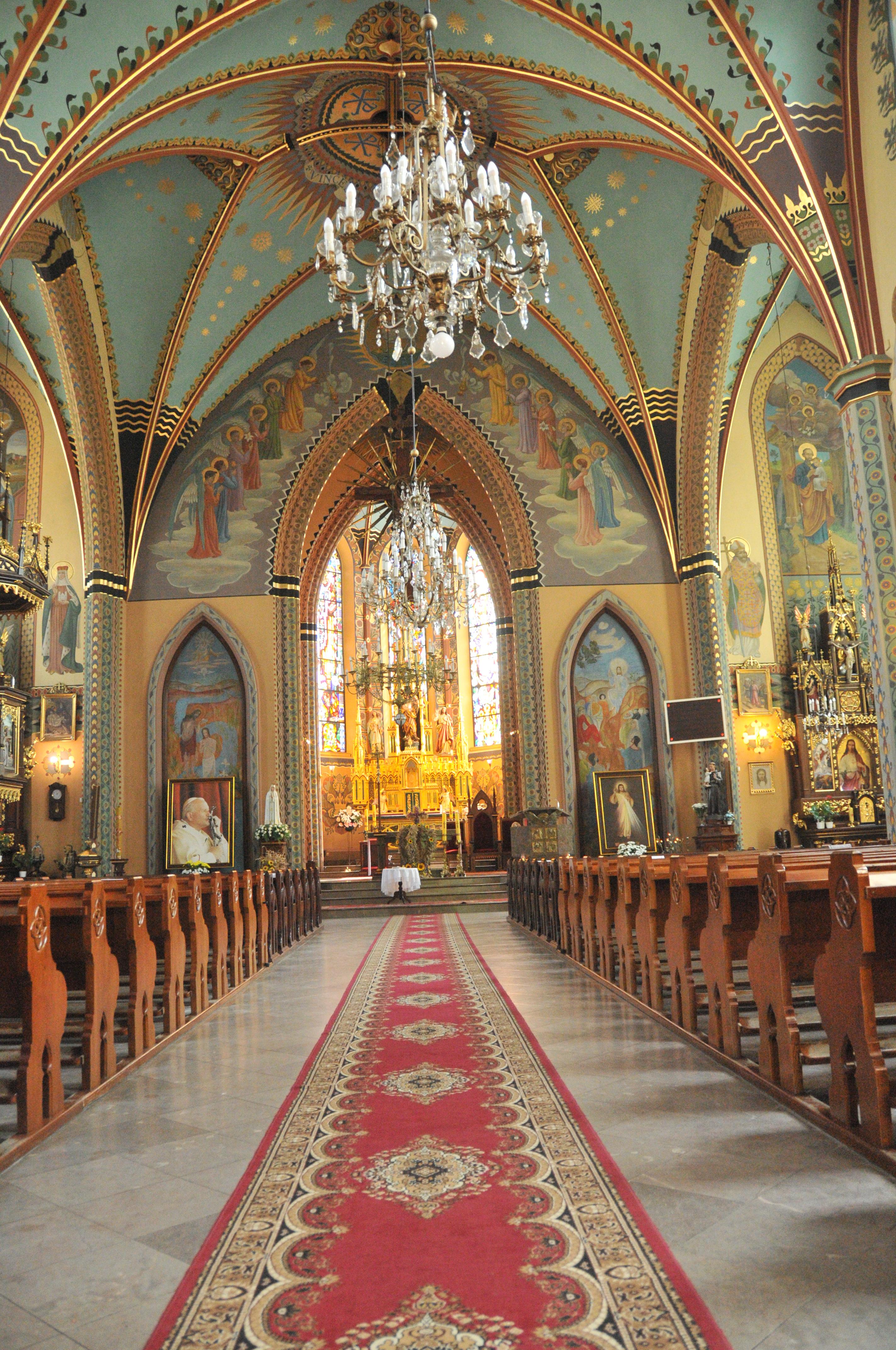 Odpust w Parafii św. Michała Archanioła w Mszanie Dolnej
