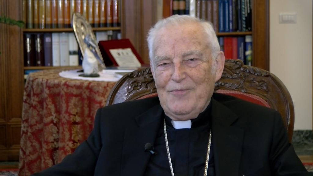 Kardynał Grocholewski wspiera abpa Jędraszewskiego