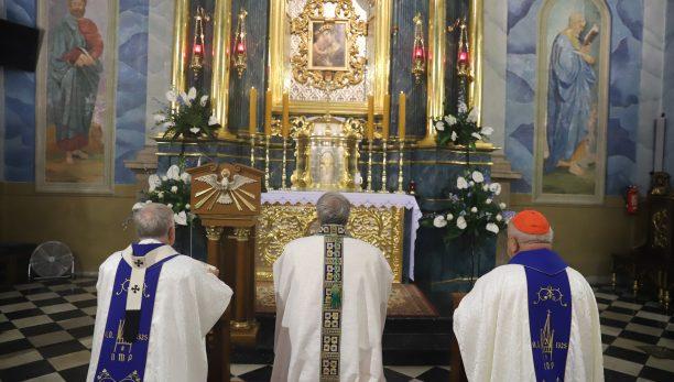 Przytulić się do policzka Matki Najświętszej i przedstawiać Jej swe najważniejsze sprawy to pragnienie wielu dusz. Jubileusz 50-lecia koronacji wizerunku Matki Boskiej Myślenickiej.