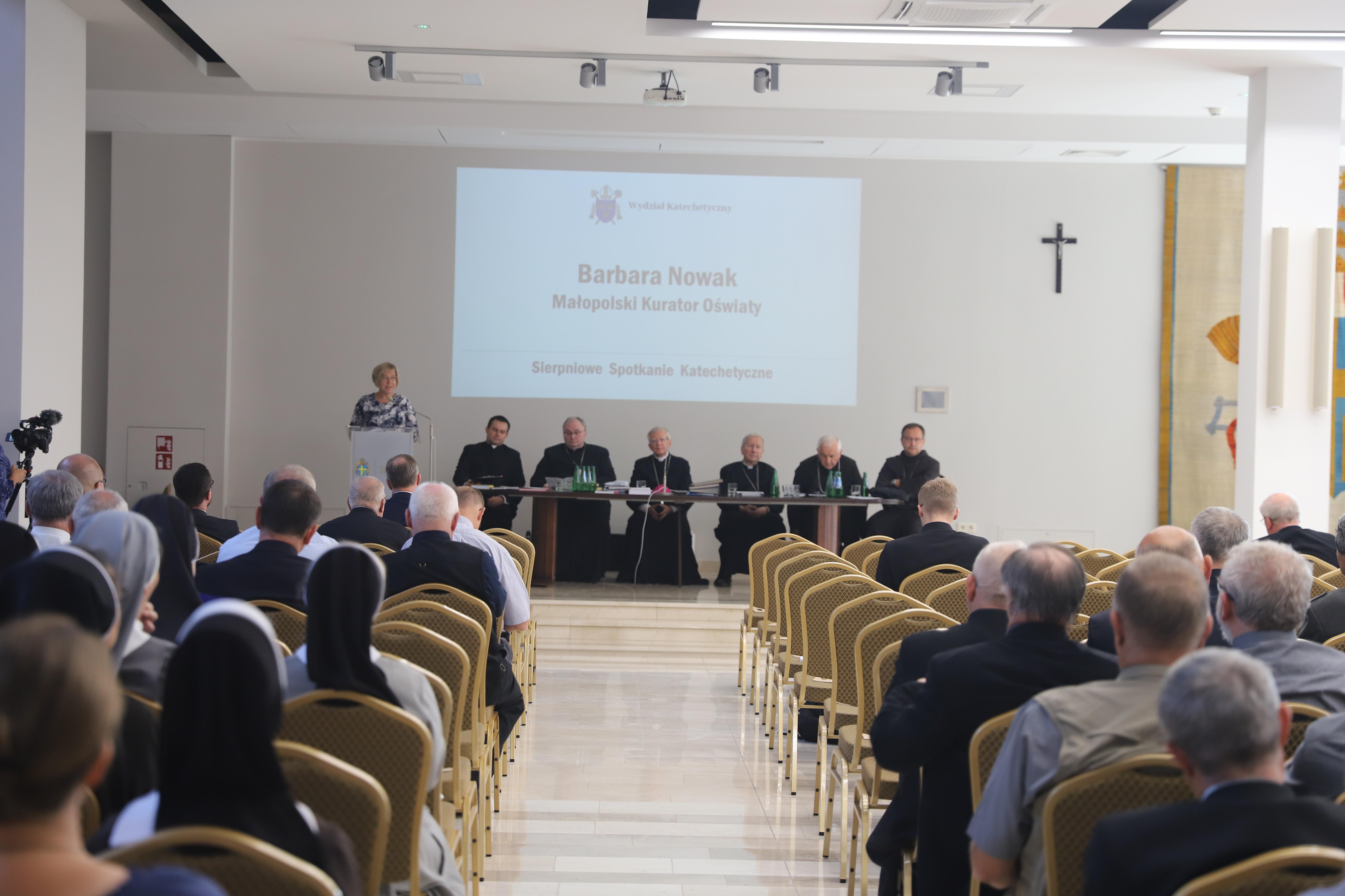 """Dni Katechetyczne, """"Misje i odpowiedzialność w katechezie szkolnej i parafialnej"""""""