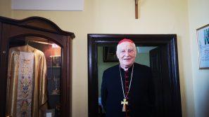 Wiara Polaków jest żywa. Rozmowa z kardynałem Zenonem Grocholewskim